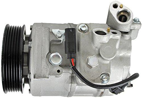 Preisvergleich Produktbild BEHR HELLA SERVICE 8FK 351 105-531 Kompressor,  Klimaanlage