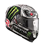 R13LSXL – HJC RPHA10 Plus Lorenzo Speed Machine Motorcycle Helmet XL