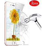 Tempered-Glass Film Screen Protector Cover Guard Shield for Apple iPhone 7 Plus