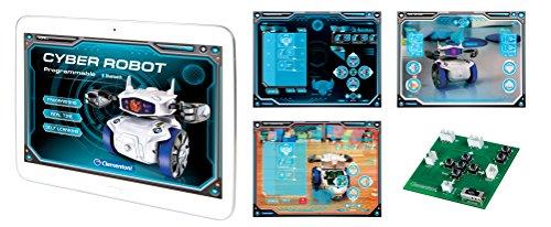 511Pbi1XcYL - Clementoni - Cyber Robot (55124.8) - versión española