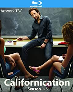 Californication - Season 1-5 [Blu-ray]