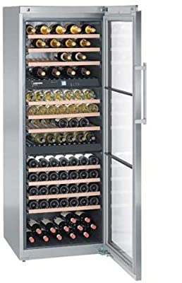 Liebherr WTes 5872 Vinidor - 3 Temperature Zone Wine Cabinet from Liebherr