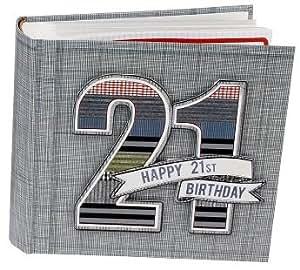 Designer Denim 21st Birthday Album by Laura Darrington takes 80 Photos of 6 x 4