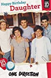 One Direction Daughter Birthday Greeting Card
