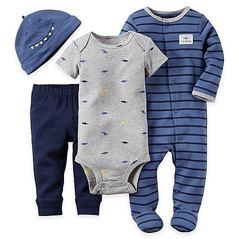 carters-completino-bebe-femminuccia-blu-grigio-62-68-cm