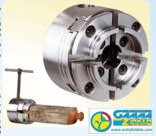 Record Power 3834mandril Autocentrante para madera
