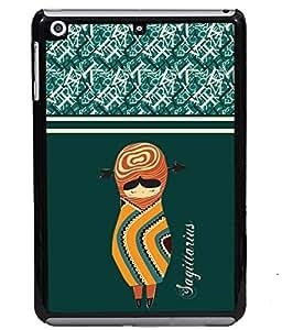 Printvisa 2D Printed Sunsign Sagittarius Designer back case cover for Apple I Pad Mini 2 - D4409