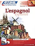 L'Espagnol Books + 1 CD mp3 (Sans Piene)