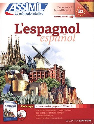 L'espagnol (livre+1CD mp3)