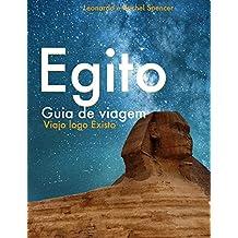 Egito - Guia de Viagem do Viajo logo Existo (Portuguese Edition)