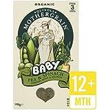 Quinola Mothergrain Guisante Orgánico Y 190 G De Espinacas - Paquete de 6