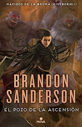 Libro parecido a El nombre del viento: El Pozo de la Ascensión (Nacidos de la bruma [Mistborn] 2): Nacidos de la Bruma II (Mistborn) de Brandon Sanderson