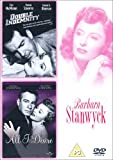 Double Indemnity [1944] / All I Desire [1953] [DVD]