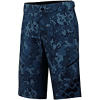 IXS Kids Downhill de Short culm Camo/grafito, color gris, tamaño gris