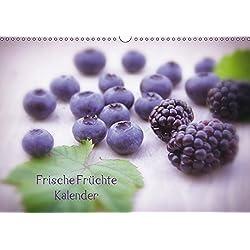 Frische Früchte Kalender (Wandkalender 2019 DIN A3 quer): Ein toller Küchenkalender aus frischen Früchten. Ob exotische oder heimische Früchte, alles ... 14 Seiten ) (CALVENDO Gesundheit)
