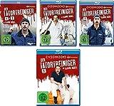 Der Tatortreiniger - Staffel 1-5 im Set - Deutsche Originalware [4 Blu-rays]