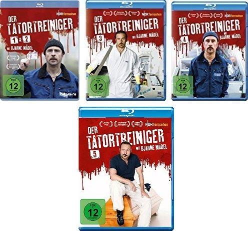 Staffel 1-5 [Blu-ray]