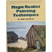 Magic Realist Paint Tech