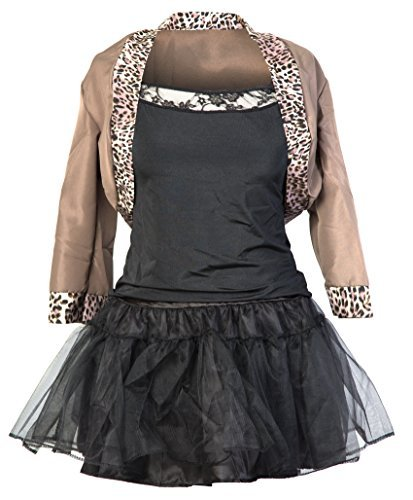 Madonna Desperately Seeking Susan Costume. Sizes 8 to 12