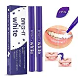 Teeth Whitening Pen, Advanced & Safe Teeth Whitening Gel Pen | Effective and Painless Professional Home Teeth Bleaching Kit