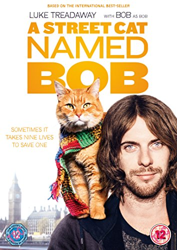 A Street Cat Named Bob [DVD] [2016]