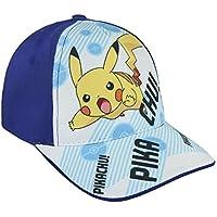Gorra Pokemon Pikachu Azul