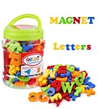 Magnetic Alphabet Capital & Lowercase 1.5\