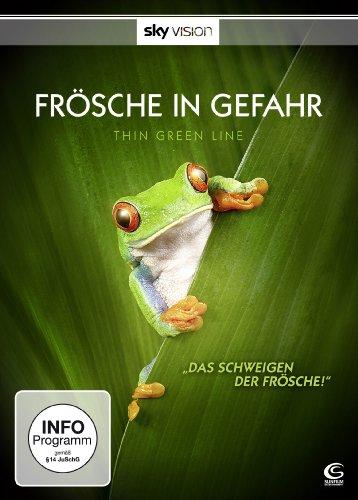Frösche in Gefahr - Thin Green Line (SKY VISION) (Line-frosch)