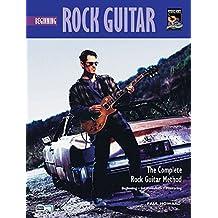 Complete Rock Guitar Method: Beginning Rock Guitar, Lead & Rhythm (Book & DVD) by Paul Howard (2003-05-01)