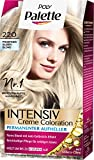 Poly Palette Intensiv Creme Coloration, 220 Frostiges Silberblond Stufe 3, 3er Pack (3 x 115 ml)