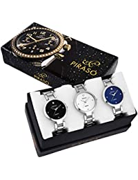 Movado Watch Combo Pack of 3