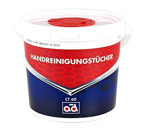 'Ad 'ct 36.72salviette detergente mani in secchio di plastica