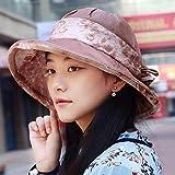 YANGFEIFEI-MZ Hat das Mädchen, dünne, atmungsaktive Schnee spinning Kappe, Visor Sonnenhut Beach Sun-light cool Cap neue