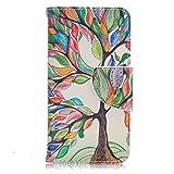 YYhin Housse pour Coque Apple iPhone 5/5S/SE(4.0') Cas,Etui Portefeuille Flip Cover...