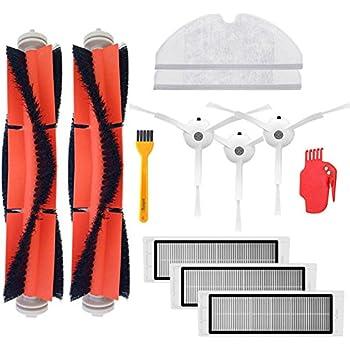 Creative park 5/pcs//lot s/èches Serpill/ère Chiffon Humide Accessoire pour Xiaomi Mi Robot Roborock S50/S51/Xiaomi pour aspirateur
