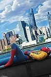 Spider-Man: Homecoming - City Poster Drucken (55,88 x 86,36 cm)