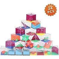 Herefun 3D Puzles de Laberintos, Juego Puzzle Mágico Intelecto Educativo, Puzzle 3D Rompecabezas, Juego de Habilidad, Juegos de Ingenio para Niños Adultos Regalo para Fiesta Cumpleaños