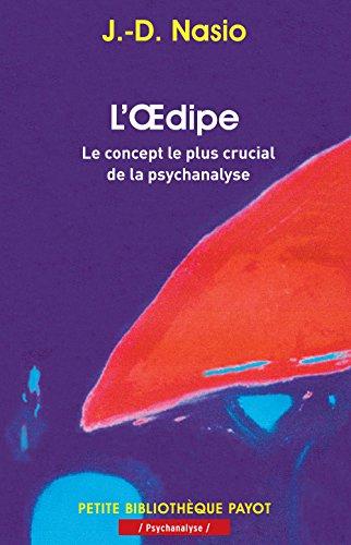 L'Oedipe. Le concept le plus crucial de la psychanalyse