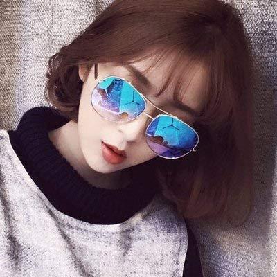 Stil von Männern und Frauen der CE128 S Stern Stil Gezeiten Sonnenbrillen Sonnenbrillen die Mode beleben alte Bräuche großen Rahmen Pulver der positiven Artikel der Kröte Spiegelfarbe
