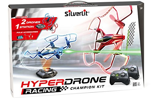 Hyper Drone Racing Champion Kit From Silverlit At The Best Drones