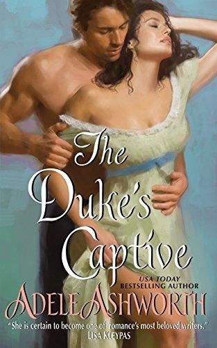 Portada del libro The Duke's Captive (Winter Garden series) by Adele Ashworth (2010-06-29)