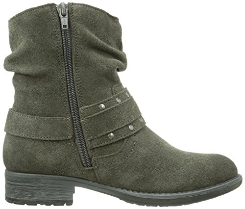 Dockers by Gerli 358433-141097, Boots fille Gris (Grey 097)