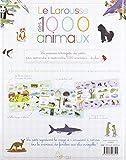 Image de Le Larousse des 1000 mots des animaux