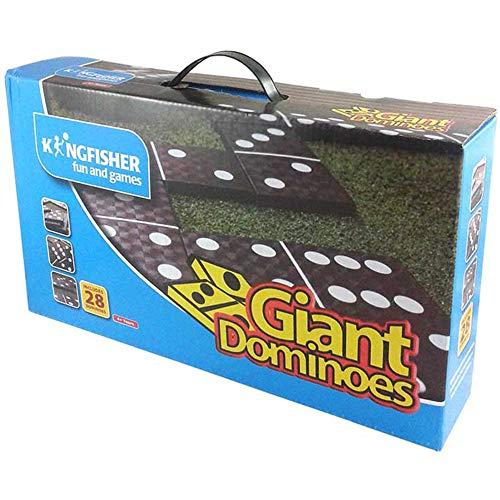 King Fisher ga008Garten Domino Spiel -