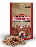 Sconosciuto Purebites Chicken Jerky per cani, 598,2 gram/599 g – Super Value size