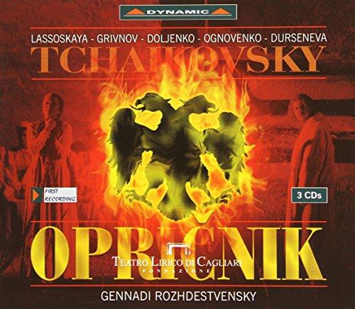 Oprichnik (Complete Opera)