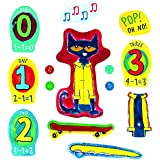 Little Folks Visuals LFV22852 Pete The Cat And His Four Groovy Buttons Flannel Boards