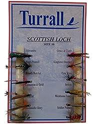 Premium Flies Assortiment de mouches écossaises