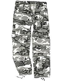 Coupe pour femme en mil-tec Army pre-wash Cargo Combat BDU Pantalon Urban Camo