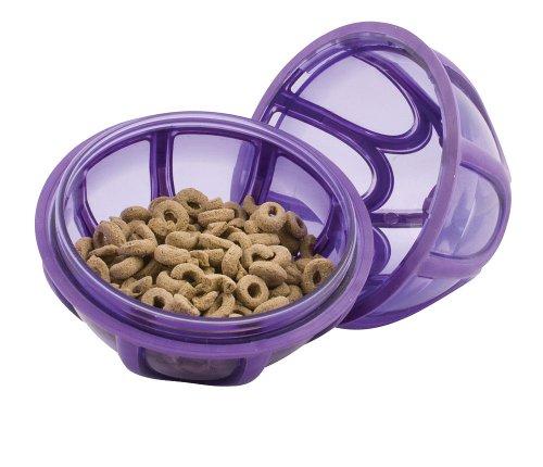 PetSafe Busy Buddy Hundespielzeug Kibble Nibble M/L, Snackball mit Futterausgabe, für mittelgroße und große Hunde